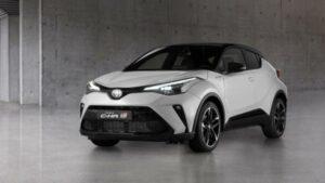 Fotos: Toyota C-HR GR Sport 2021