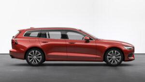 Fotos: Volvo V60 2021
