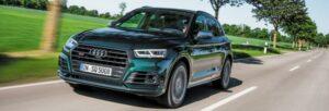Fotos de la prueba del Audi SQ5