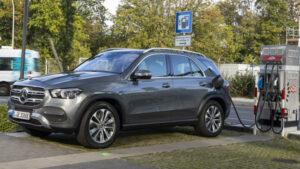 Fotos de los Mercedes GLC y GLE Híbridos