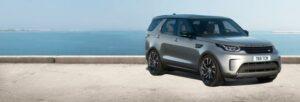 Fotos nuevas del Land Rover Discovery 2017