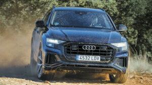 Fotos: Prueba Audi Q8 50 TDI quattro