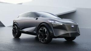 Fotos del Nissan IMQ Concept 2019