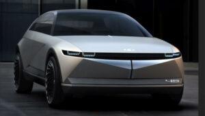 Fotos del Hyundai 45 EV Concept