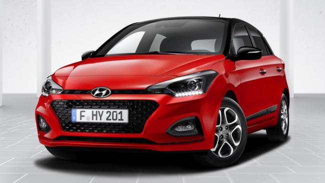 El Hyundai i20 recibe un lavado de cara y elimina los motores diésel