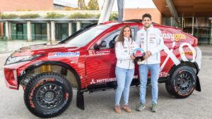 Fotos: Mitsubishi Eclipse Cross Dakar 2020