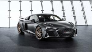 Fotos del Audi R8 V10 Decennium