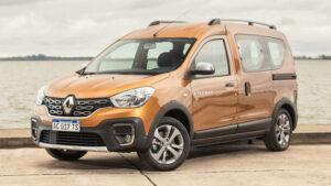 Fotos del Renault Kangoo para América del Sur
