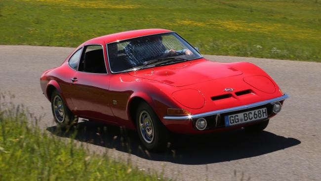 Opel GT: 50 años de un deportivo mítico