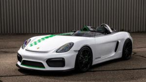 Fotos del Porsche Boxster Bergspyder