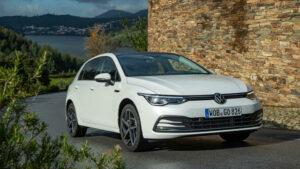 Fotos de la prueba del Volkswagen Golf 2020