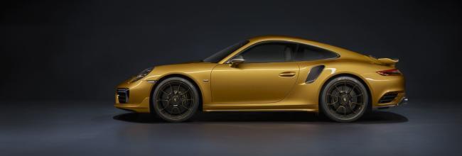 Porsche 911 Turbo S Exclusive Series: el más potente de siempre