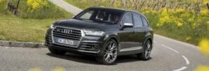 Fotos de la primera prueba del Audi SQ7 TDI