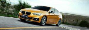 Fotos del BMW Serie 1 Sedan