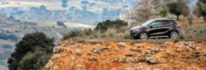 Fotos de la prueba del Opel Mokka X