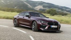 Fotos del BMW M8 Competition Gran Coupé