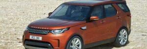 Fotos del Land Rover Discovery 2017