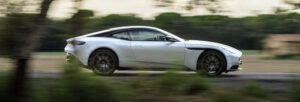 Fotos de la prueba del Aston Martin DB11 V8