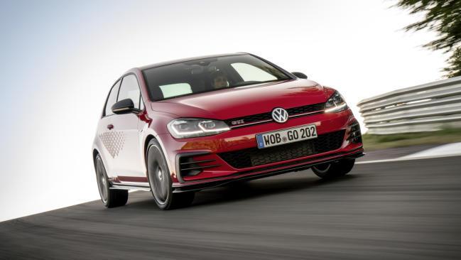 Volkswagen Golf GTI TCR: la versión más deportiva ya tiene precio en España