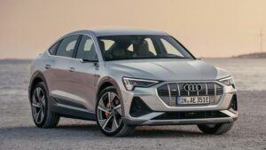 Fotos del Audi e-tron Sportback 2020