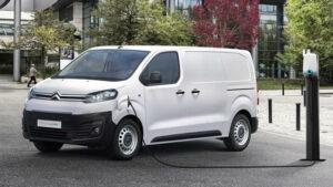 Fotos: Citroën ë-Jumpy 2020 eléctrica
