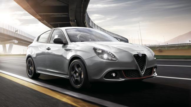 Fotos del Alfa Romeo Giulietta 2019