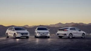Fotos de la gama Hyundai Ioniq 2019