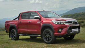 Fotos del Toyota Hilux Invincible