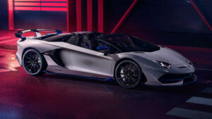Fotos: Lamborghini Aventador SVJ Xago Edition