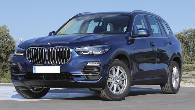 Prueba BMW X5 25d xDrive 2020: una versión de acceso con argumentos