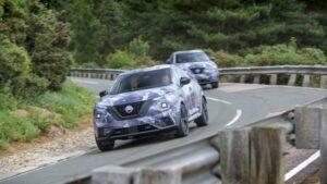 Primeras fotos del Nissan Juke 2020