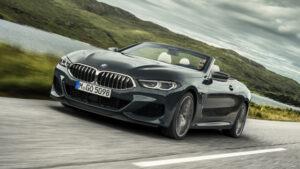 Fotos del BMW Serie 8 Cabrio