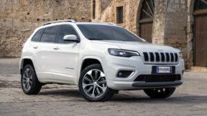 Fotos del nuevo Jeep Cherokee