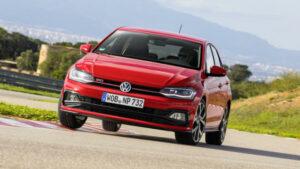 Fotos del Volkswagen Polo GTI en acción
