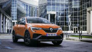 Fotos: Primera prueba del nuevo Renault Arkana