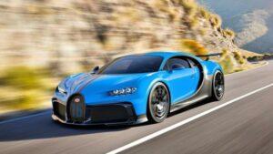 Fotos: Bugatti Chiron Pur Sport 2020