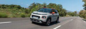 Fotos de la prueba del Citroën C3 Aircross