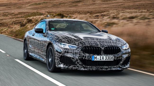 El BMW Serie 8 Coupé ya es una realidad