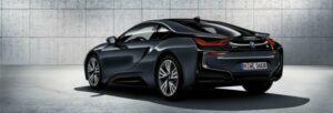 Fotos del BMW i8 Protonic Silver