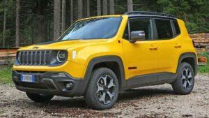 Fotoprueba del Jeep Renegade Trailhawk 2.0 Multijet 4×4