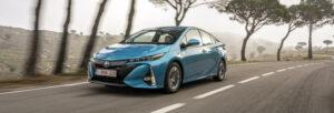 Fotos del Toyota Prius Plug-in Hybrid 2017