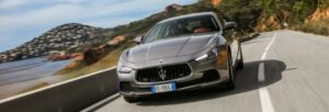 Fotos de la prueba del Maserati Ghibli 2017