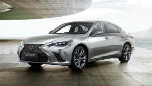 Fotos del Lexus ES 2018