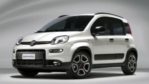 Fotos: Fiat Panda Hybrid City Life 2021
