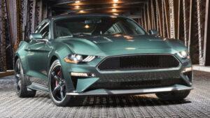 Fotos del Ford Mustang Bullit Americano