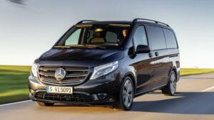 Fotos: Mercedes-Benz Vito 2020