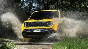 Fotos del Jeep Renagade 2019