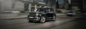 Fotos del Jeep Renegade Night Eagle II