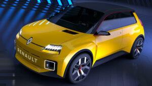 Fotos: Renault 5 concept car