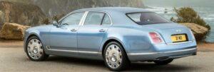 Bentley Mulssane 2016